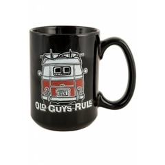 Old Guys Rule Good Vibes Mug