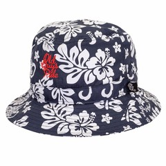 Old Guys Rule Hibiscus Bucket Hat