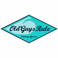 Old Guys Rule Lb Logo Decal Sticker