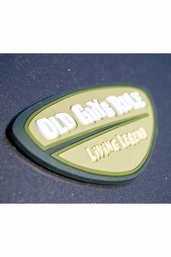 Old Guys Rule Legends Badge Magnet