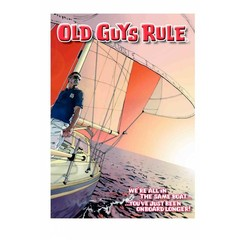 Old Guys Rule On Board Card