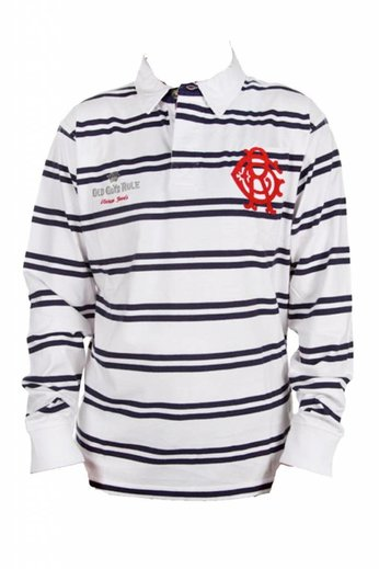 Old Guys Rule Rugby Shirt L/S