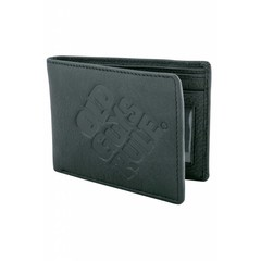 Old Guys Rule Stacked Wallet Black