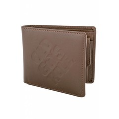 Old Guys Rule Stacked Wallet Tan