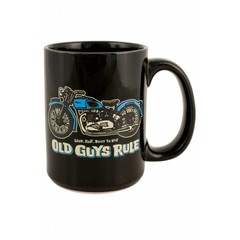 Old Guys Rule Triumph Mug