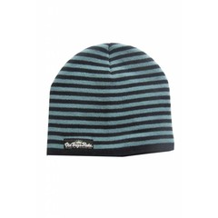 Old Guys Rule OGR Striped Beanie Navy/Blue