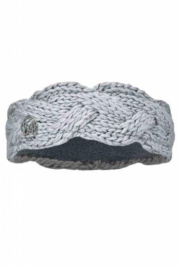 Buff Nyssa Headband - Grey