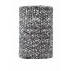 Buff Knitted Polar Buff - Margo Grey / Black