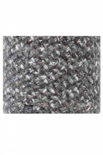 Buff Knitted Polar Buff - Margo Grey / Black