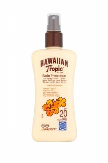 Hawaiian Tropic Sun Cream SPF 20 Protective Spray Sun Cream