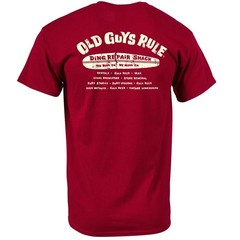 Old Guys Rule Ding Shack T-Shirt
