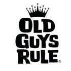 Old Guys Rule - That perfect brand to define your old man!
