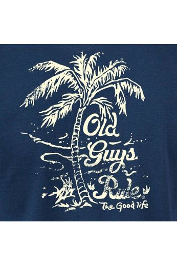Old Guys Rule Old Guys Rule Good Life T-Shirt
