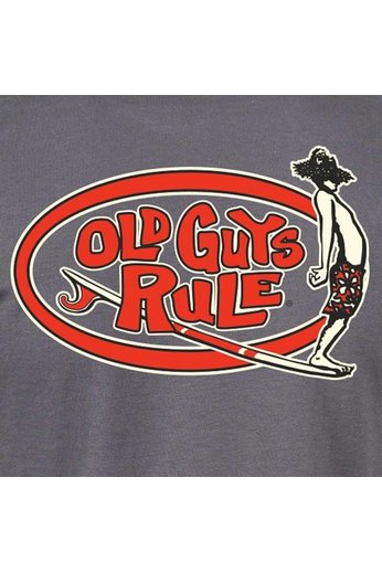 Old Guys Rule Old Guys Rule Slider T-Shirt