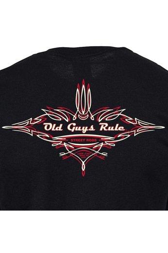 Old Guys Rule Old Guys Rule Pinstripe T-Shirt