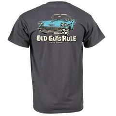 Old Guys Rule Cruise Control T-Shirt