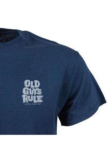 Old Guys Rule Old Guys Rule Sketchy Character T-Shirt