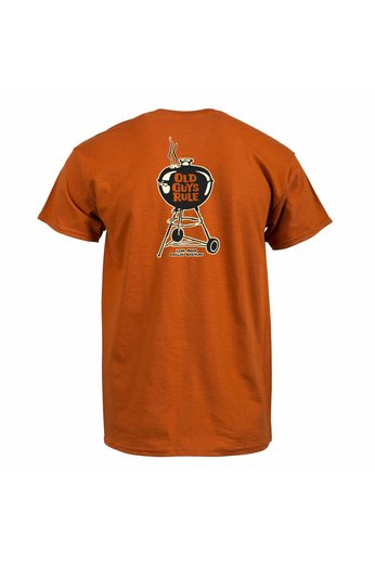 Old Guys Rule Grillin Machine T-Shirt