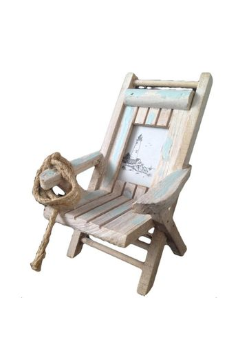 Heaven Sends Heaven Sends- Deck Chair Photo Frame