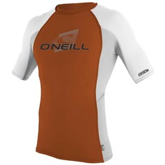 O'Neill Wetsuits Skins S/S Crew Sienna