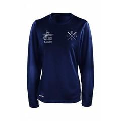 Lyme Regis Gig Club Gig Club Womens L/S T-shirt