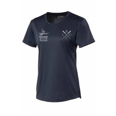 Lyme Regis Gig Club Gig Club Womens S/S T-shirt