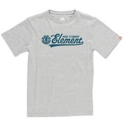 Element Signature Boy - Grey - Age 16 T-Shirt