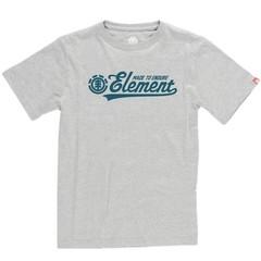 Element Signature Boy - Grey - Age 8 T-Shirt