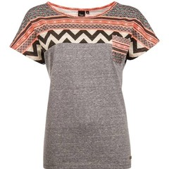 Protest Amaranta Top Seashell Grey
