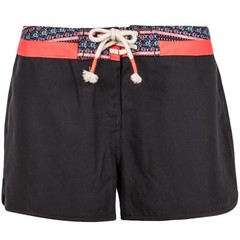 Protest Taste Boardies Dark Earth Brown