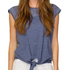 Element Tracy Top Navy