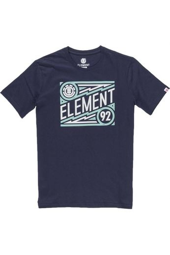 Element Jagger SS T-Shirt Eclipse Navy