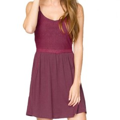 Element Izzy Dress Orchid