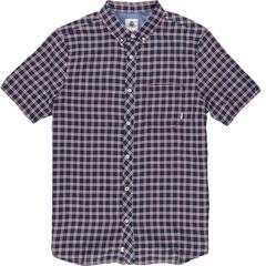 Element Goodwin S/S Shirt Midnight Blue