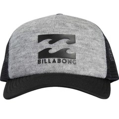 Billabong Podium Trucker Cap Grey Heather