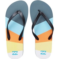 Billabong Tides Revolver Flip Flops Orange