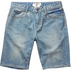 Billabong Outsider Denim Shorts Bleach Daze