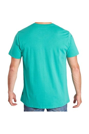 Billabong Outfield SS T-Shirt Dark Jade