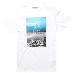 Billabong Memories SS T-Shirt White
