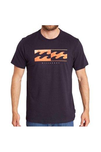 Billabong Inverse SS T-Shirt Navy