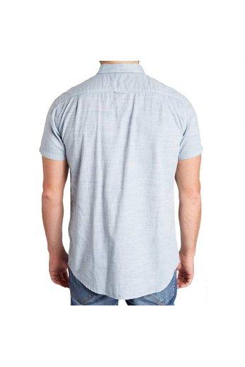 Billabong Faded S/S Shirt Light Steel