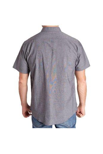 Billabong All Day Chambray S/S Shirt Black
