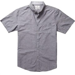 Billabong All Day Chambray S/S Shirt Black