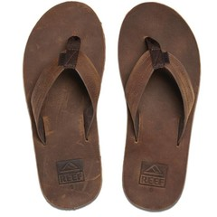 Reef Voyage LE Flip Flops Dark Brown