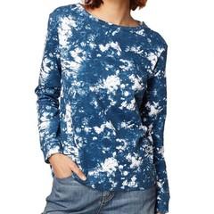 O'Neill Clothing Print Crew Jumper Blue AOP