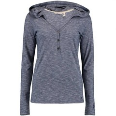 O'Neill Clothing Marly L/S Top Atlantic Blue