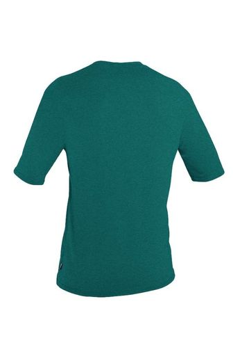 O'Neill Wetsuits Mens Hybrid Rash Tee S/S Ink