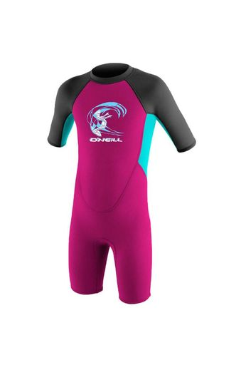O'Neill Wetsuits O'Neill Wetsuits Girls Toddler Reactor Spring