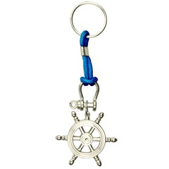 Nauticalia Ship's Wheel Keyring