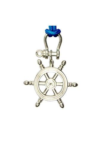Nauticalia Ship's Wheel Keyring